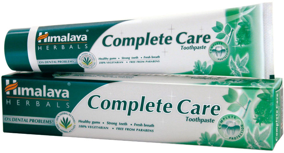HIMALAYA Herbals Complete-Care 75ml - ziołowa pasta ochronna do zębów