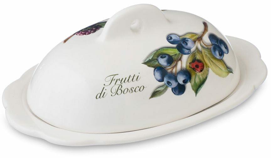 Nuova Cer., maselniczka - FRUTTI DI BOSCO, owoce leśne