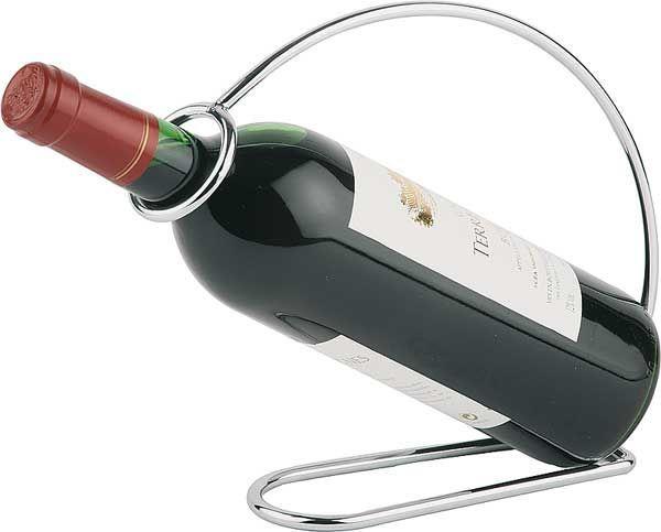 Stojak na butelkę wina 220x60x205mm