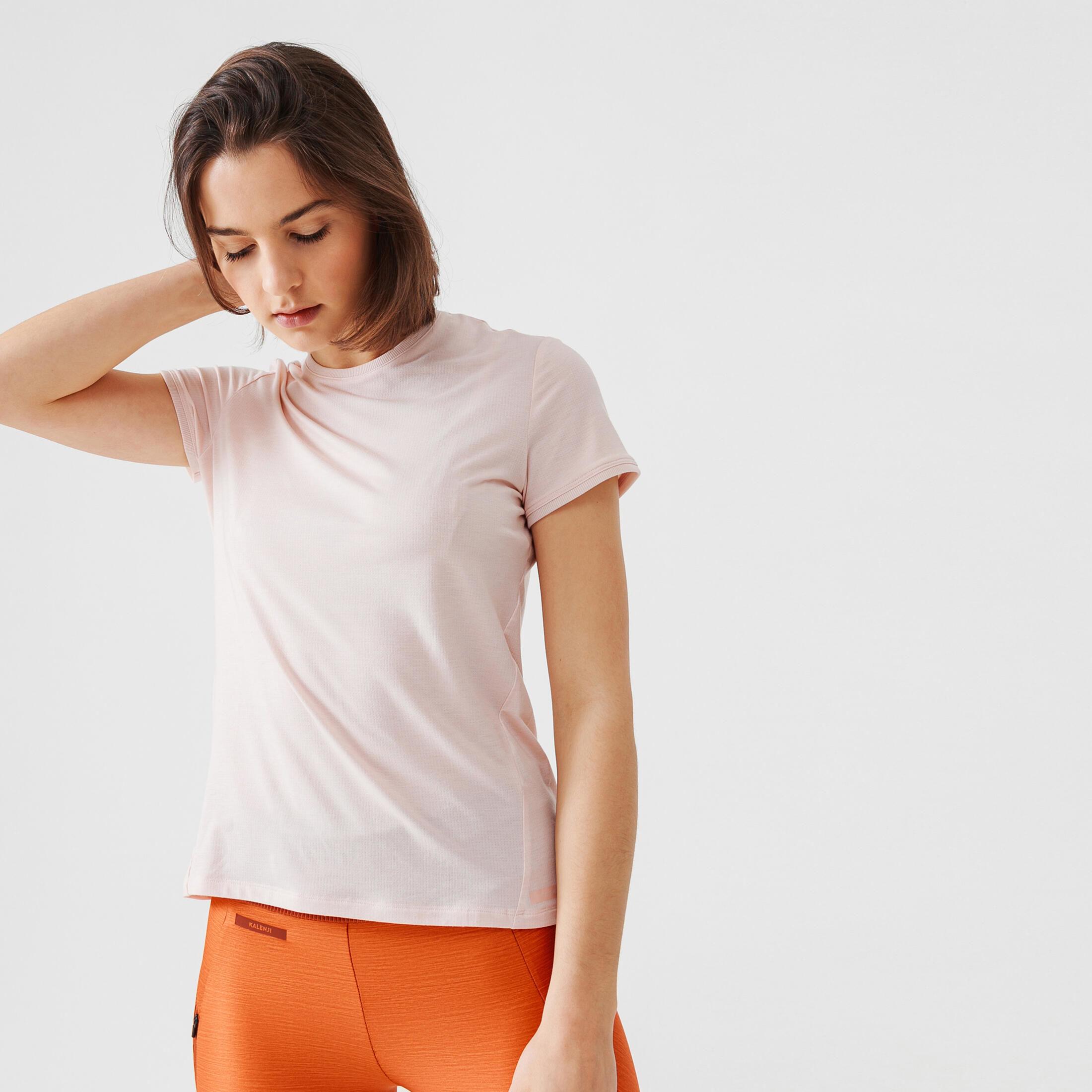 Koszulka do biegania damska Kalenji Run Soft