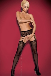 Garter stockings S206