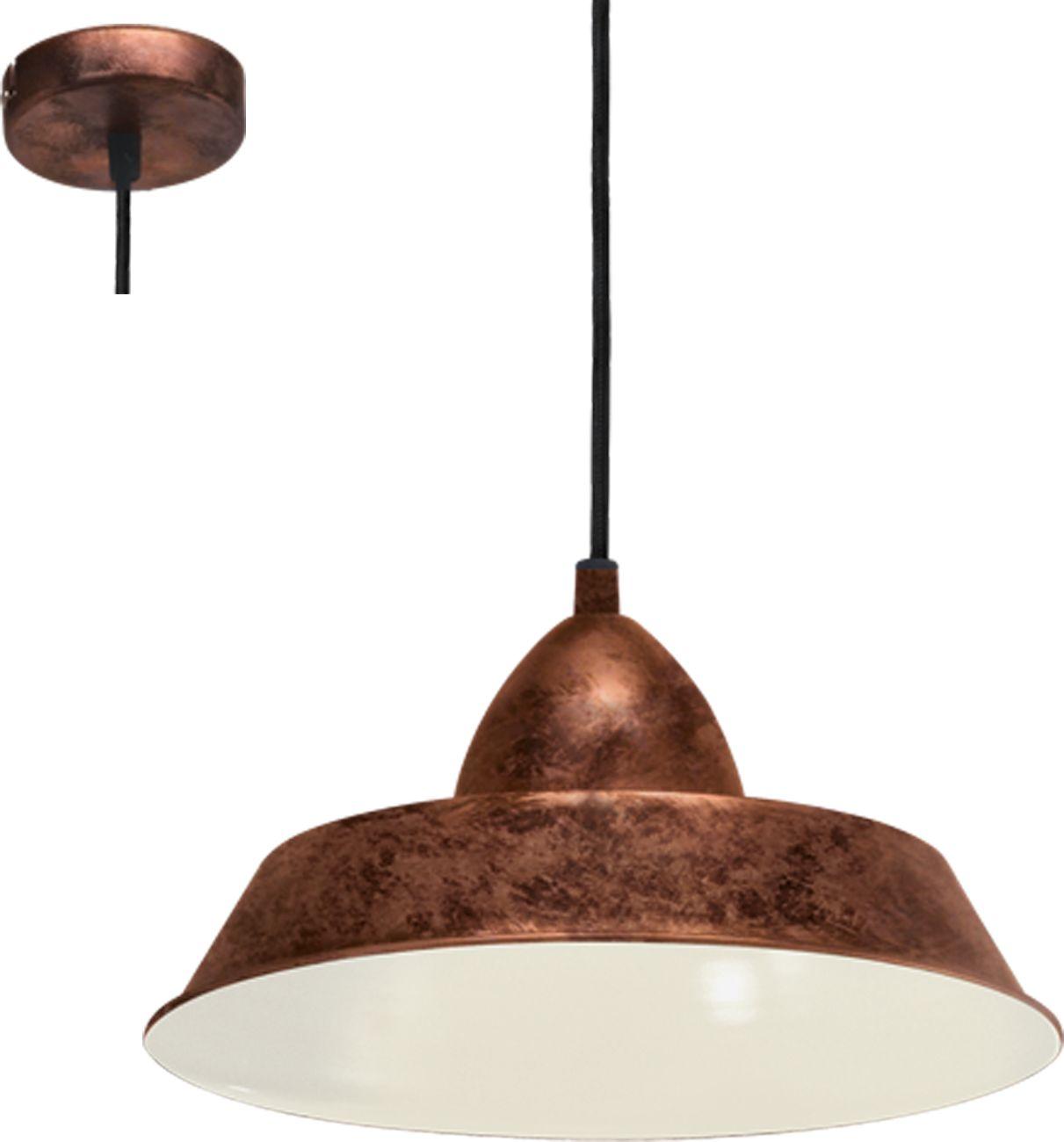 Eglo lampa wisząca Auckland 49243 - SUPER OFERTA - RABAT w koszyku