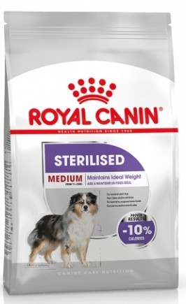 Royal Canin Medium Sterilised 10 kg Dog
