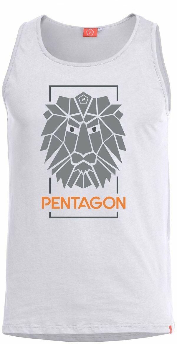 Koszulka Pentagon Astir Lion, White (K09020-LI-00)