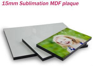 Płytka MDF do sublimacji 15x20cm grubość 15mm. Obrazek na ścianę