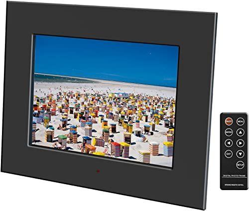 Bresser DPF-104 cyfrowa ramka na zdjęcia, wyświetlacz o przekątnej 26,4 cm (10,4 cala)