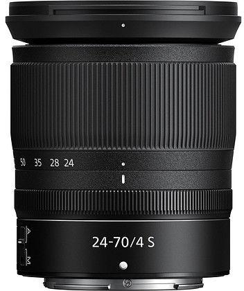 Obiektyw Nikkor Z 24-70mm f/4 S