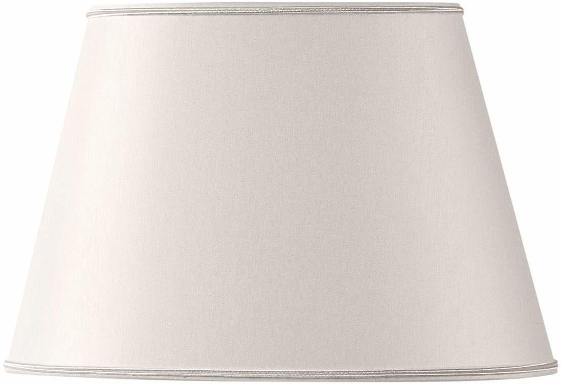 Klosz lampy, owalny, Ø 40 x 27 / 25 x 18 / 26,5 cm