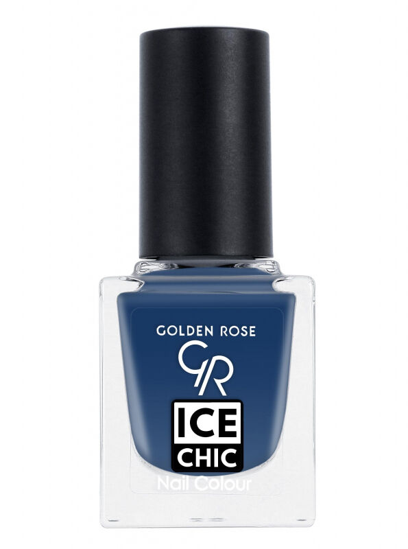 Golden Rose - ICE CHIC Nail Colour - Lakier do paznokci - 72