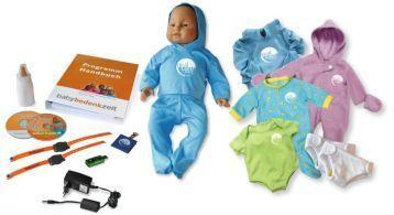 fantom dziecka do opieki RealCare Baby III - chłopiec