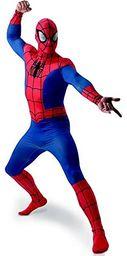 Rubie''s 3810362 - Spiderman Deluxe Adult, XL, niebieski/czerwony