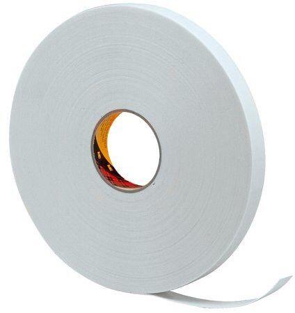 3M 9528W Taśma montażowa dwustronna klejąca, biały, 19 mm x 3 m