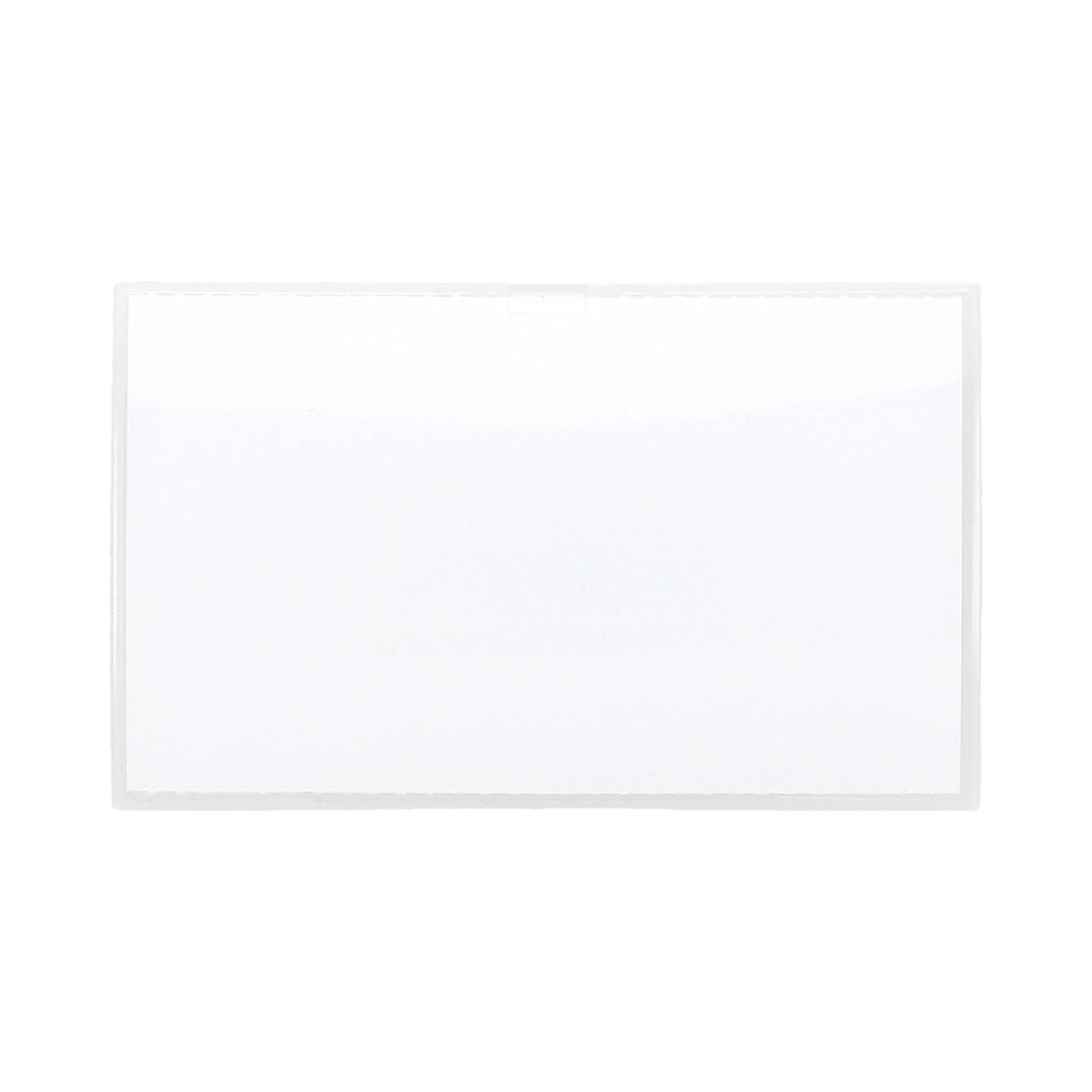 Identyfikator 54x90 Click Fold magnes Durable