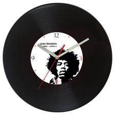 Zegar płyta winylowa Jimi Hendrix