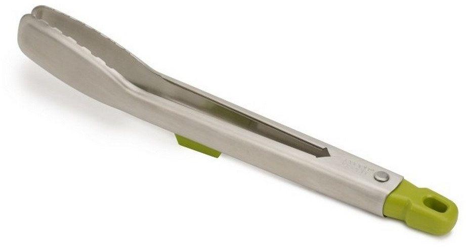 Joseph joseph - szczypce stalowe elevate slimline, zielone