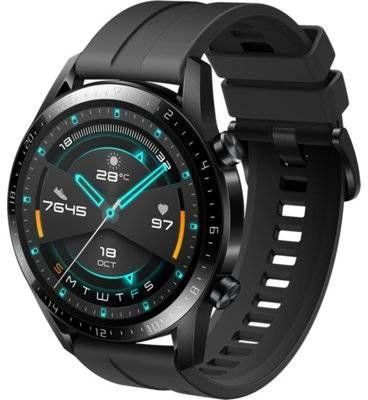 Smartwatch HUAWEI Watch GT 2 Sport 46 mm Czarny. >> ZYSKAJ 50zł za KAŻDE wydane 500zł! ODBIÓR W 29MIN DARMOWA DOSTAWA DOGODNE RATY