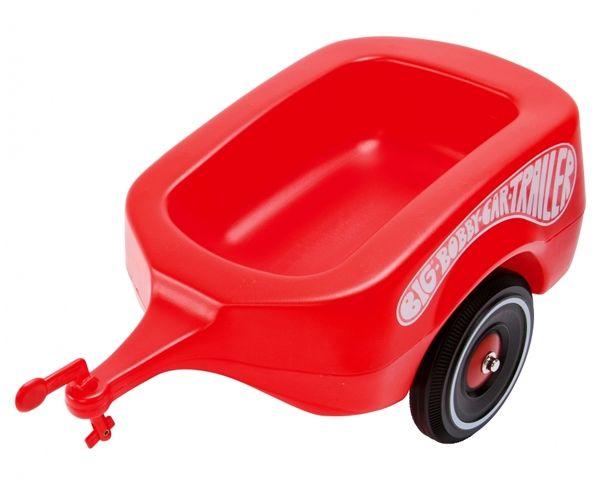 BIG Przyczepka do jeździka Bobby Car czerwona LK