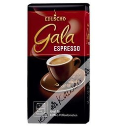 EDUSCHO Gala ESPRESSO kawa ziarnista 1kg