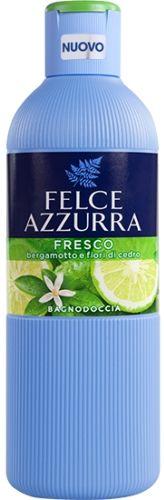 Felce Azzurra Fresco - Regenerujący płyn do kąpieli (650 ml)
