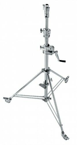 Manfrotto Avenger B6030CS Statyw WIND UP 30 Low Base