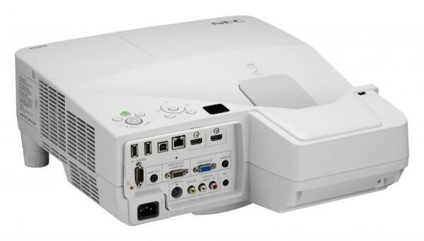 Projektor Nec UM330W + UCHWYTorazKABEL HDMI GRATIS !!! MOŻLIWOŚĆ NEGOCJACJI  Odbiór Salon WA-WA lub Kurier 24H. Zadzwoń i Zamów: 888-111-321 !!!