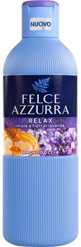Felce Azzurra Lawenda i miód - Odprężający płyn do kąpieli (650 ml)