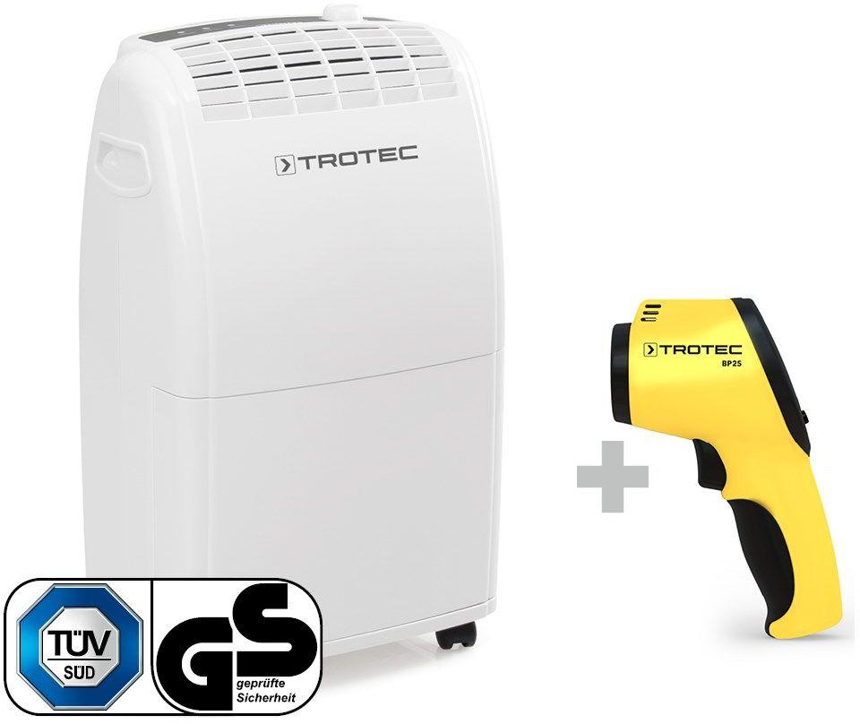 Osuszacz powietrza TTK 75 E + Pirometr BP25
