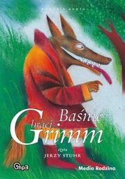 Baśnie braci Grimm 4 - Audiobook.