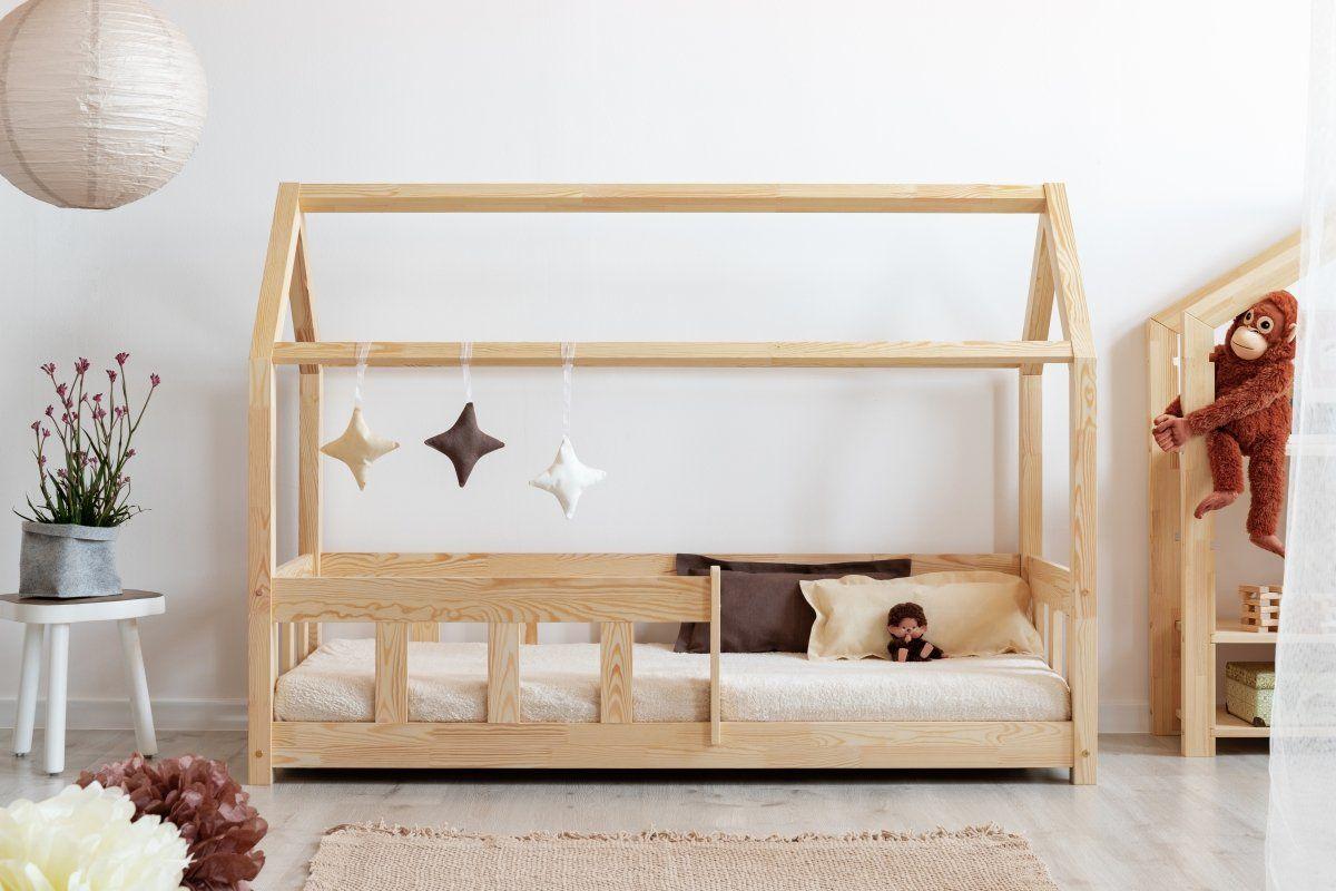 Łóżko dziecięce MILA MBP 80x140 sosna