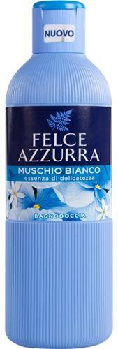 Felce Azzurra Białe piżmo - Delikatny płyn do kąpieli (650 ml)
