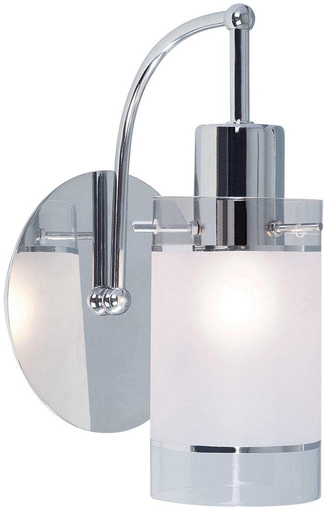 Italux kinkiet lampa ścienna Vigo MBM1560/1 szkło