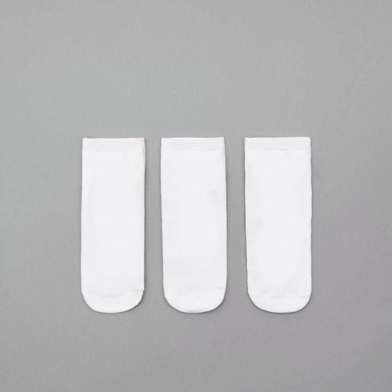 Cropp - 3 pack skarpetek - Biały