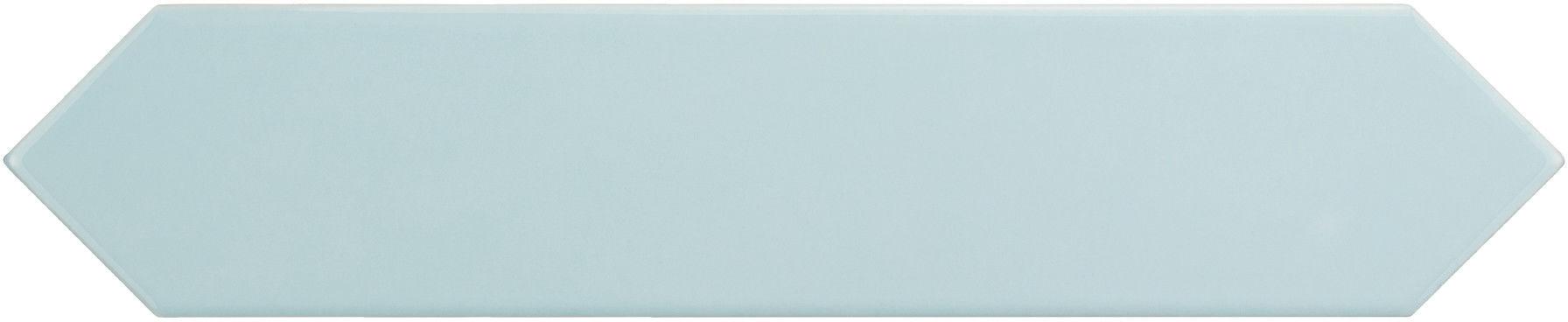 Arrow Caribbean Blue 5x25 płytka ścienna błękitna