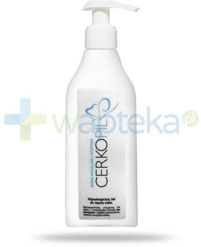 CerkoPil hipoalergiczny żel do mycia ciała 300 ml