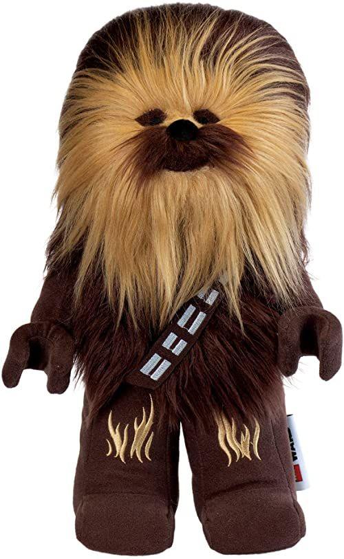 Manhattan Toy 33330 Chewbacca pluszowa postać, wielokolorowa