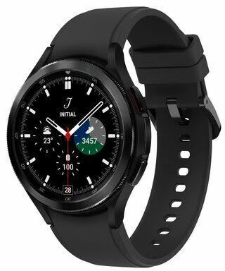 Smartwatch SAMSUNG Galaxy Watch 4 Classic LTE 46mm Czarny SM-R895FZKAEUE. >> ZYSKAJ 50 zł za KAŻDE wydane 500 zł! ODBIÓR W 29MIN DARMOWA DOSTAWA DOGODNE RATY