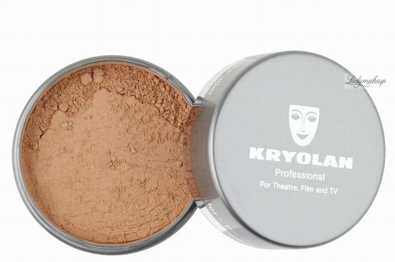 Kryolan - Puder Transparentny 20g - ART. 5703 - TL 10