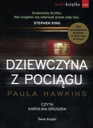 Dziewczyna z pociągu audiobook - Paula Hawkins