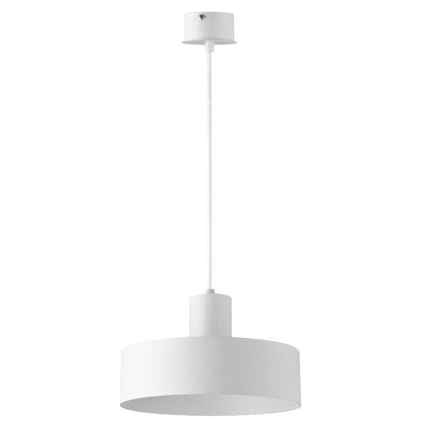 Lampa wisząca RIF biała 25cm
