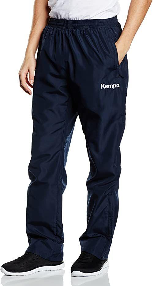 Kempa Męskie spodnie tkane Kempa niebieski morski XS