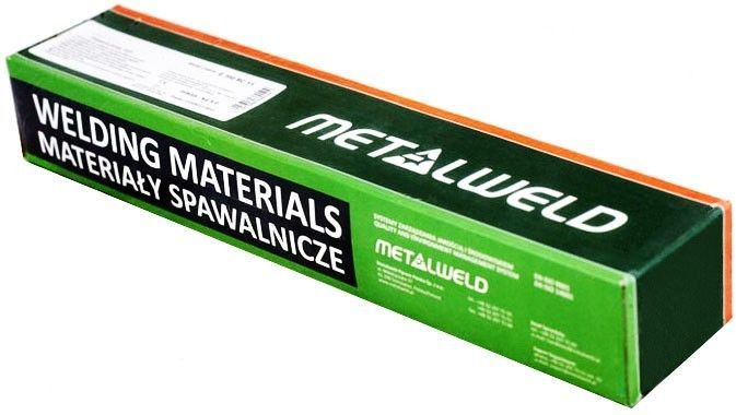 Elektrody Metalweld Rutweld 12 fi 2,5/350/5,0 kg