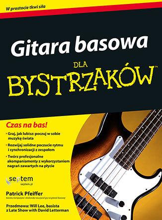 Gitara basowa dla bystrzaków - Ebook.