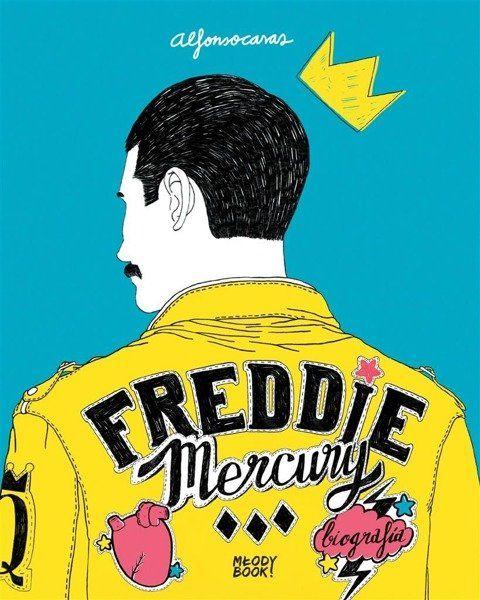 Freddie Mercury Biografia - Alfonso Casas