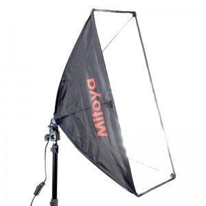 Softbox Mitoya 50x70cm E27