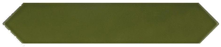 Arrow Green Kelp 5x25 płytka ścienna zielona