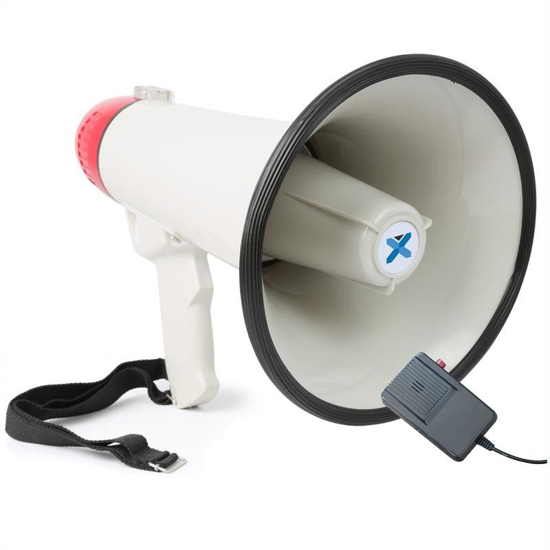 Megafon Vonyx MEG040 z mikrofonem i funkcją syreny