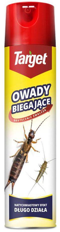 Środek na owady biegające 300 ml DOWN CONTROL MAX TARGET