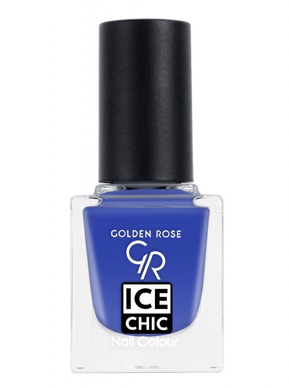 Golden Rose - ICE CHIC Nail Colour - Lakier do paznokci - 76