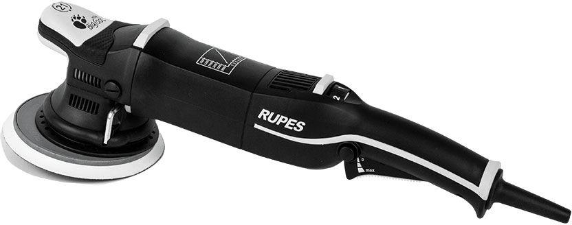 Rupes Big Foot LHR21 Mark III LUX  maszyna polerska Dual Action z dużym zestawem akcesoriów