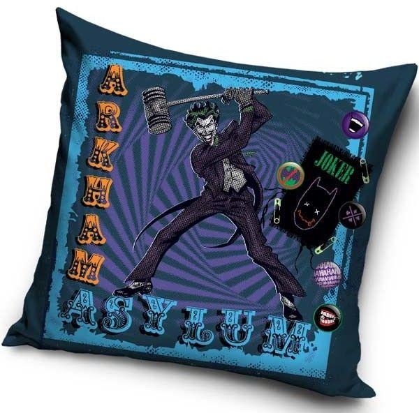 Poduszka Batman Joker BAT171004 40x40 cm Zestaw